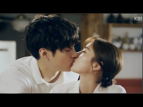 Kiss Hot Go Kyung Pyo And Chae Soo Bin | The Strongest Deliveryman | Kiss Scene Collection