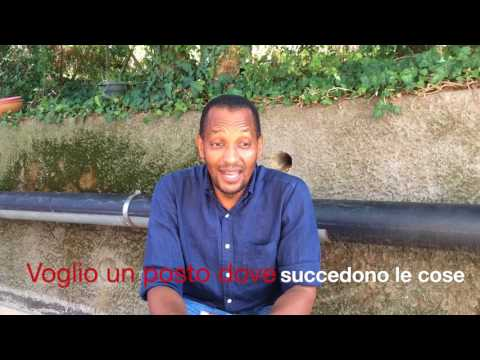 La Cornell University intervista Adramet Barry