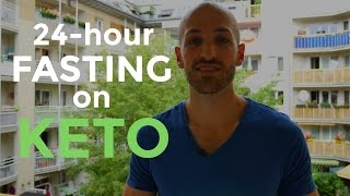 24-hour Fasting on Keto - Lose fat & Challenge yourself by Fasting a whole day