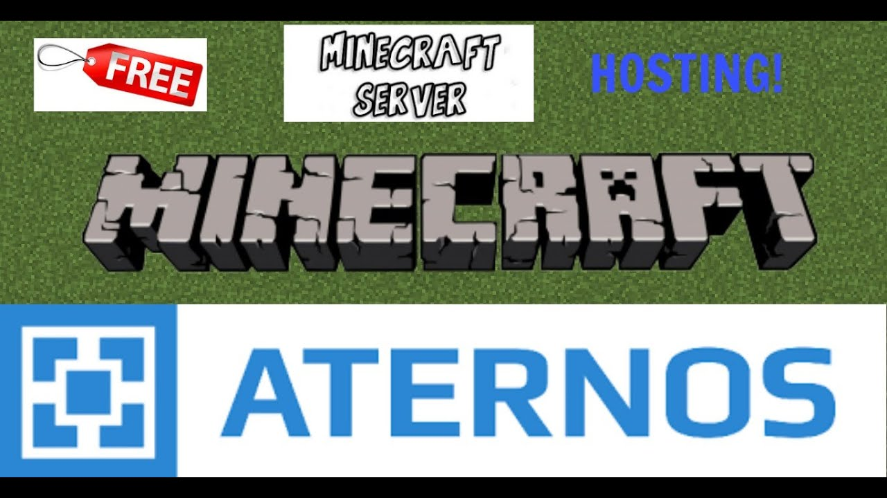 How To Create A Minecraft Server | Aternos - YouTube
