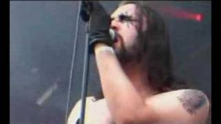 Turbonegro must be destroyed live in germany 2003