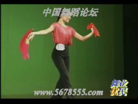 Dancing young Ziyi