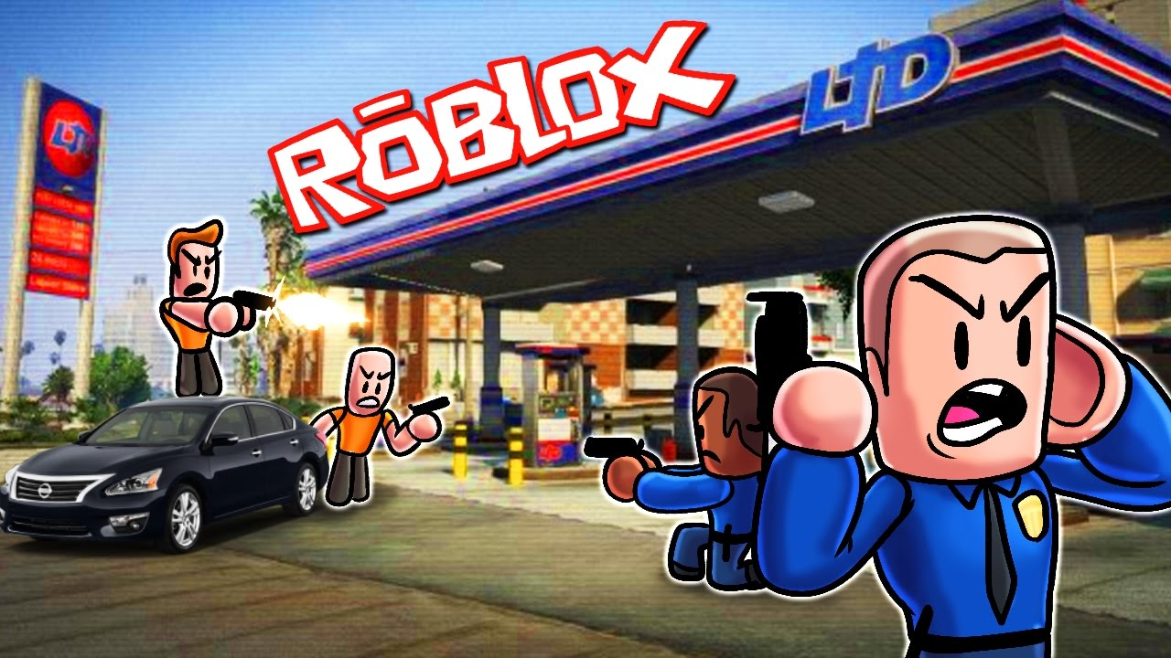 Roblox Grand Theft Auto Police Vs Gang Shootout Gta 5 Roblox