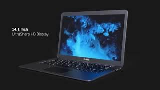 RDP ThinBook 1430-EC1 | Ultraslim Metallic Grey Finish with Thin Bezel Laptop