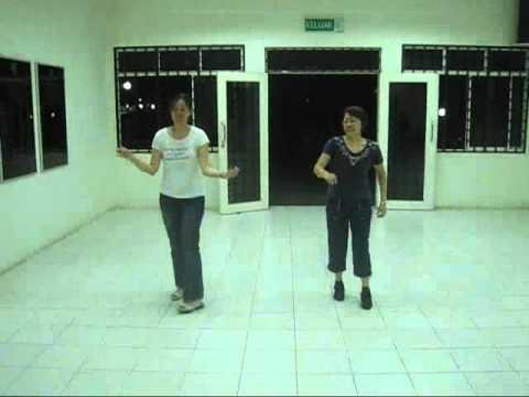Download Joget Hati Senang (Line Dance)