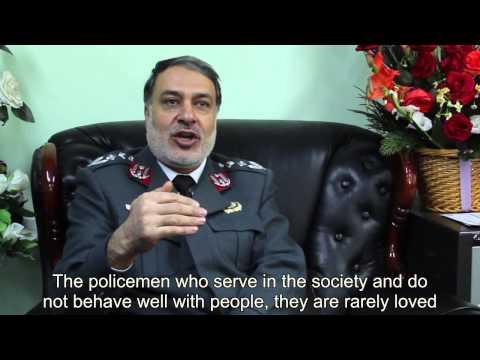 Afghanistan Passport Department head Sayed Omar Sabor