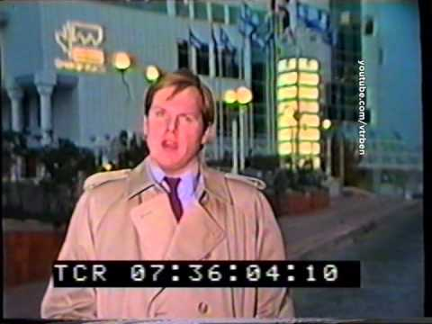 TV-am Great Storm 1987