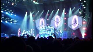 DREAM THEATER: Surrounded, live in Copenhagen 2012-01-27