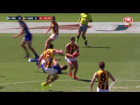 JLT Highlights: North Melbourne v Hawthorn