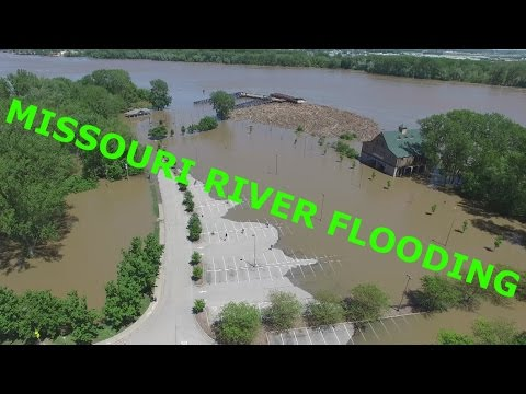 MISSOURI RIVER FLOODING the worst is yet to come 4K