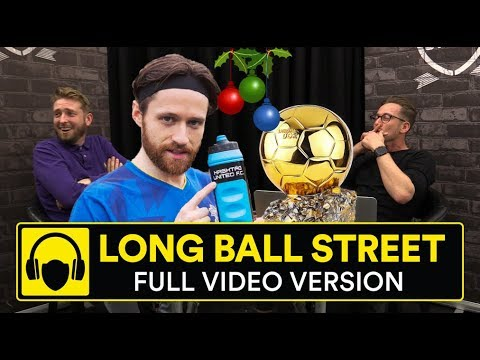 HASHTAG UNITED, PLAYING ON CHRISTMAS EVE & THE BALLON D'OR AWARDS | LONG BALL STREET PODCAST