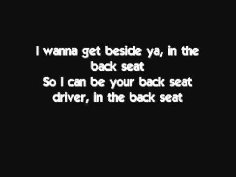 Back Seat New Boyz Lyrics