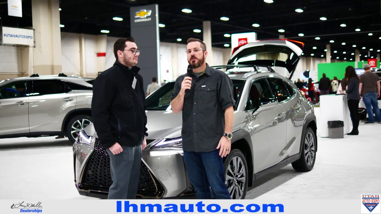 Car Dealerships In Utah >> Larry H Miller Dealerships At The 2019 Utah International Auto Expo