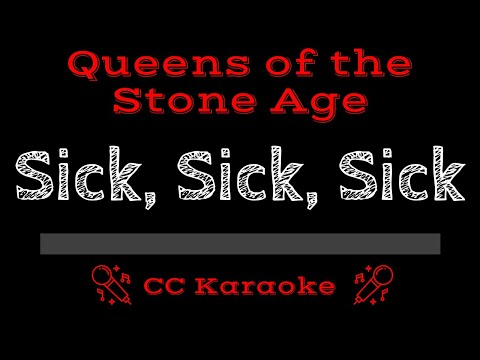 Queens of the Stone Age   Sick, Sick, Sick CC Karaoke Instrumental