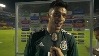 El color del México vs Costa Rica   11 de Octubre   Monterrey