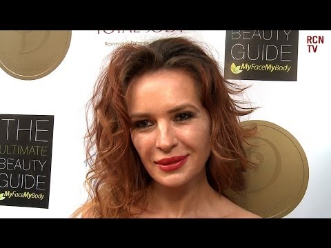 Kierston Wareing   Glue, Rizzle Kicks & Beauty Tips