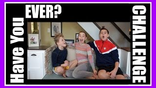 Have You Ever Challenge * Crazy Hair Edition* | Flippin
