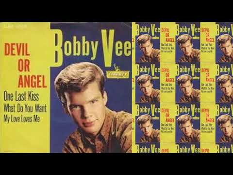 DEVIL OF ANGEL/BOBBY VEE 1961 (Audio/Lyric)
