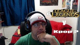 ¿league of legends y kpop? video reaccion al tema de K/DA - Pop/Stars