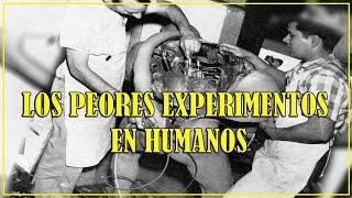 Los 5 Peores Experimentos en Humanos Hechos por EEUU