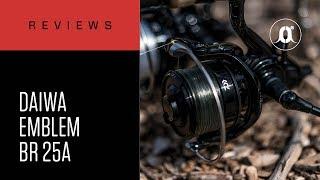 CARPologyTV - Daiwa Emblem BR25A Review