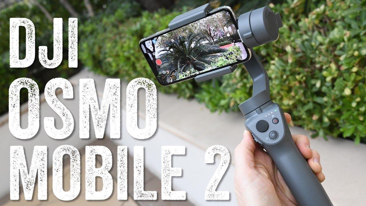 DJI OSMO MOBILE - DIY GoPro mount - YouTube