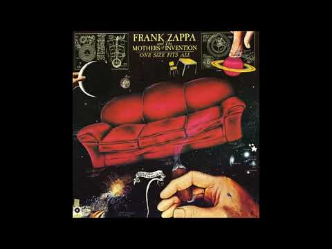 Frank Zappa and the Mothers of Invention - Sofa No. 1