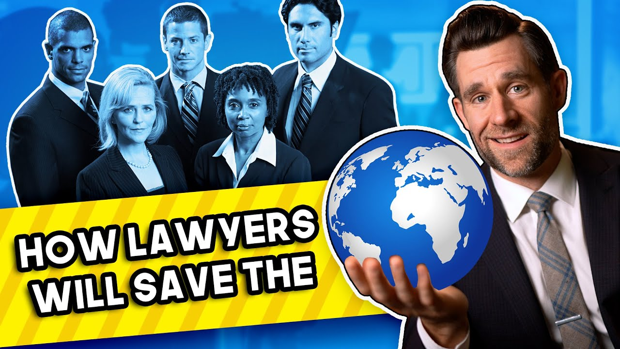 How Lawyers Fight Climate Change