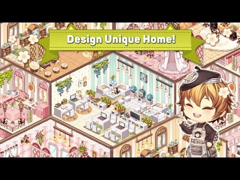 Kawaii Home Design Room Decoration Game Android Gameplay
