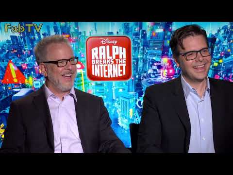 "Directors of ""Ralph Breaks the Internet""  Phil Johnston, Rich Moore Mp3"
