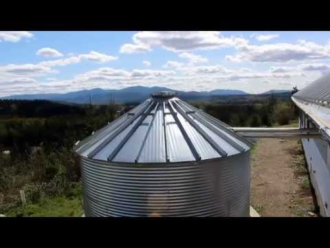 Rain Water Catchment—Living off of the Water Grid