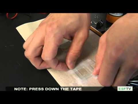 Chemistry - Constructing a Dye-Sensitized Solar Cell