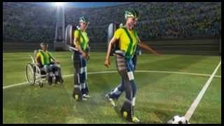 Brasile 2014, calcio d'inizio affidato ad un ragazzo con disabilità