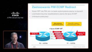 "Cisco Forum 2013: ""Techtorial - ASR9K i IOS-XR"" Piotr Jabłoński (Cisco Systems)"