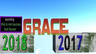 ITS JUST BY GRACE WE SURVIVE