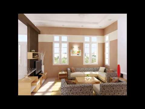 Living room color schemes with navy blue youtube for Nigerian living room designs