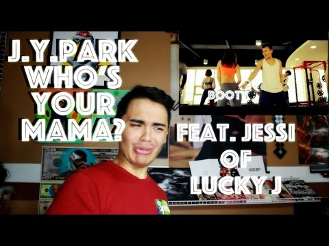 J.Y.Park - Who's your mama? (feat. Jessi of Lucky J) MV