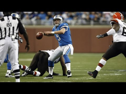 The Game That Made Matthew Stafford Famous