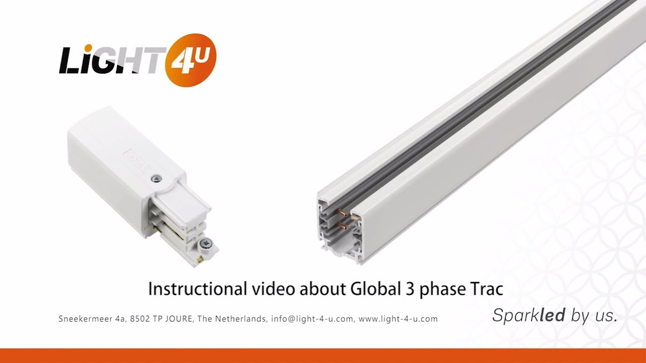 Instruction Video For Global 3 Phase