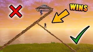 200 IQ Trick To Beat The Higher Ground in 1 Move | Fortnite Funny & WTF Moments #27