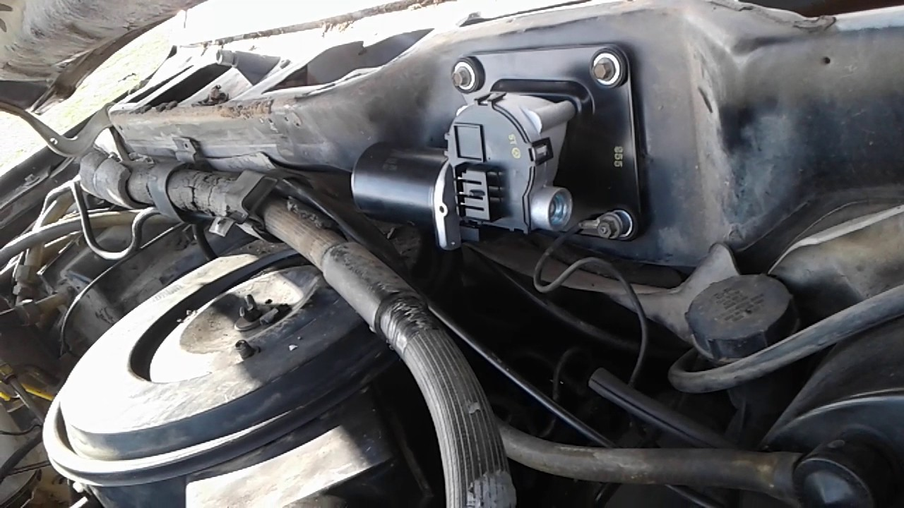 80-96 ford f-series wiper motor part 1 of 2