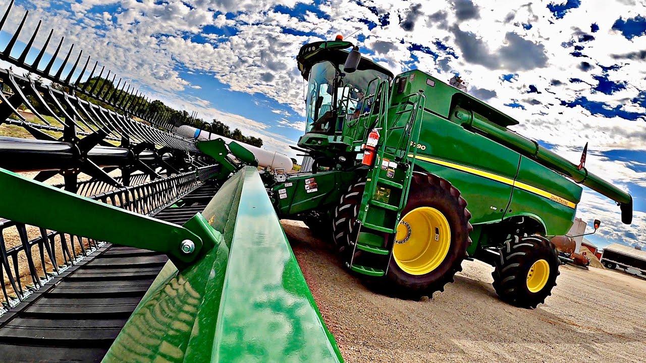 S790 Combine Track Update