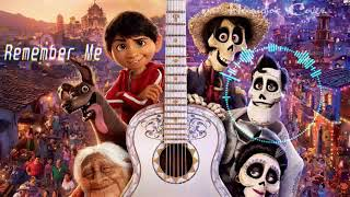 Music box Cover Coco OST Remember Me