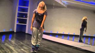 Анна Винчук - урок 2 [Sexy R&B]