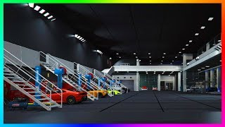 Car Dealerships In GTA 5 - Test Driving Vehicles In GTA Online, Car Heists & Much More! (GTA V)