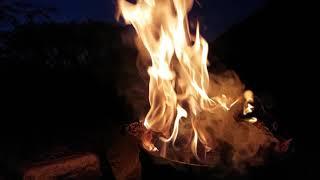 [3시간] 휴식을 위한 장작 불소리: Fireplace, 공부, 집중, 수면, 힐링, 자연의 소리. ASMR