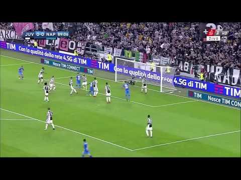 Goal Koulibaly Power Header 0:1 Juventus vs Napoli 22.04.2018ᴴᴰ
