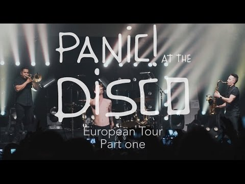 Panic! At The Disco - European Tour 2016 (Week 1 Recap) Mp3