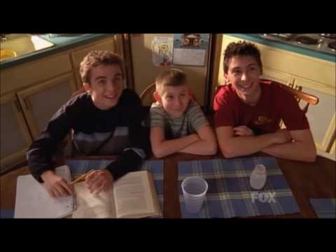 Malcolm in the Middle - Season 5 Opening Scenes