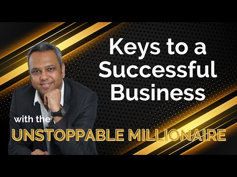 Unstoppable Millionaire in Sandton Convention Center, Johannesburg, South Africa May 2015